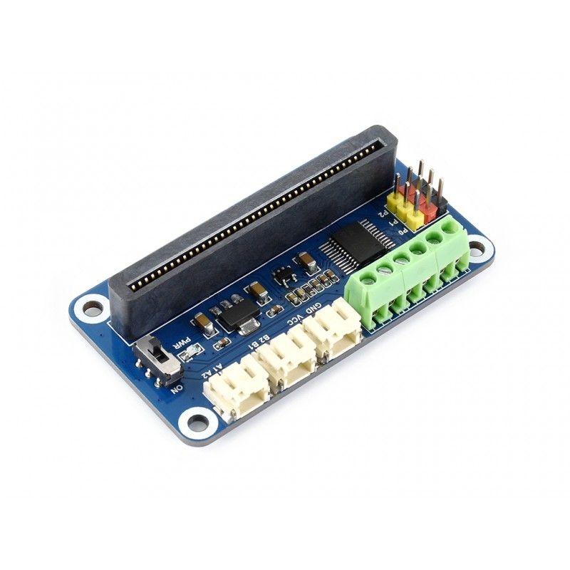 Waveshare micro:bit Motor-Servo Driver