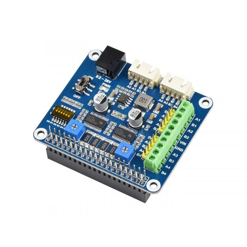 Waveshare Stepper Motor HAT für Raspberry Pi