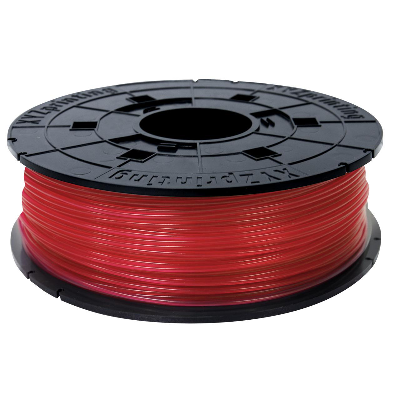 XYZprinting PLA-Filament für da Vinci Mini W- W+ und Junior 2-0 Mix- 1-75 mm- 600 g- rot